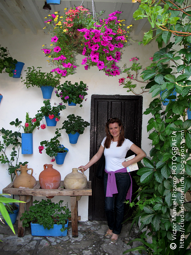 Ciudad dormida festival de los patios de c rdoba for Casa y jardin tienda madrid