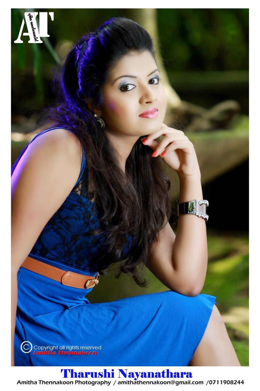 Tharushi Nayanathara cute