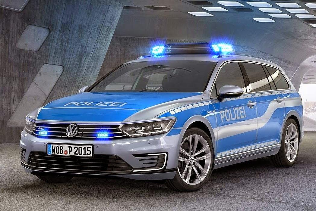 2015 Passat Gte Plug In Hybrid German Police Car Car Reviews
