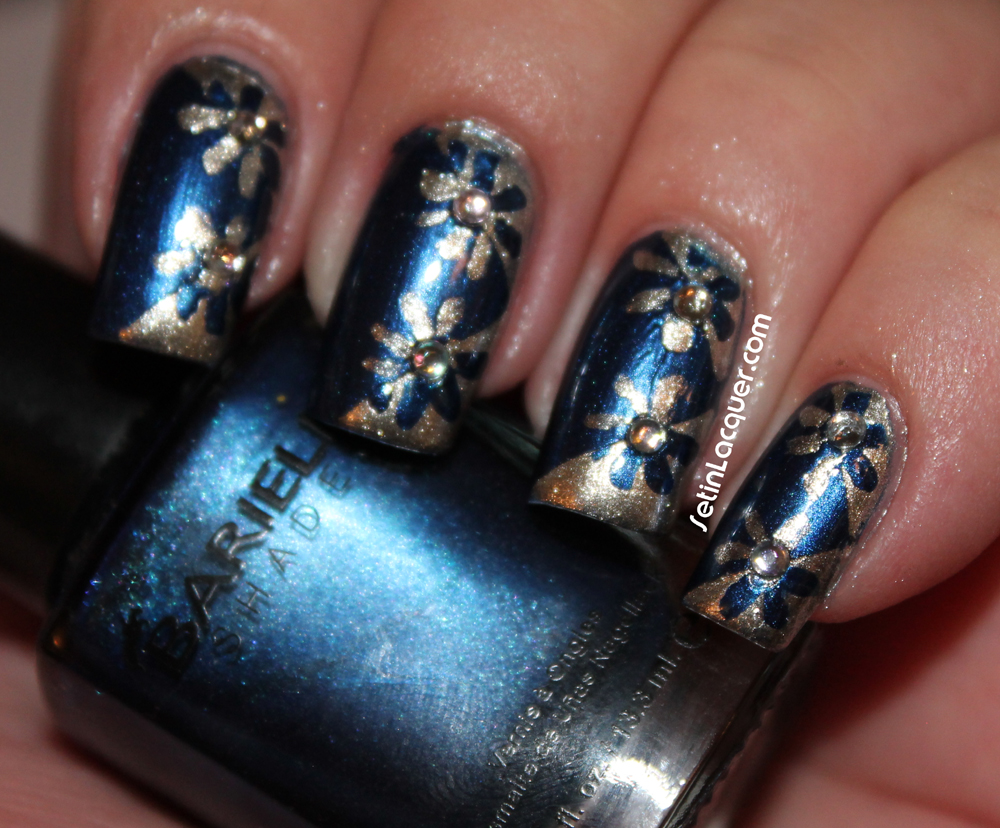 Set In Lacquer Nail Art