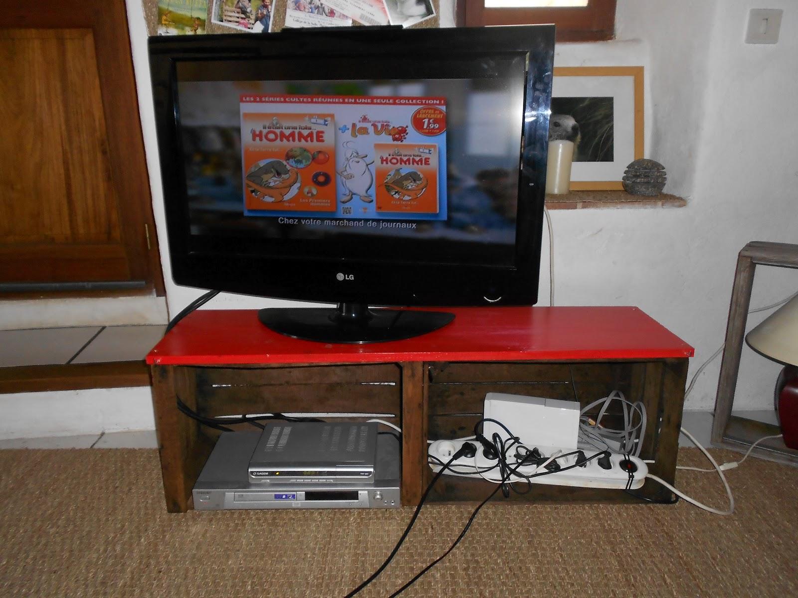 meubles de recupe meuble t l. Black Bedroom Furniture Sets. Home Design Ideas