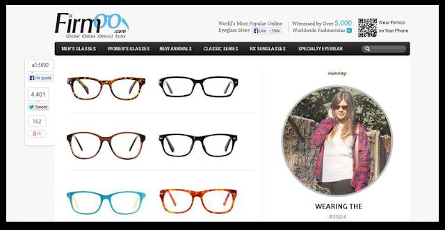 Firmoo es la tienda online de gafas más popular del momento. Ofrecen gafas de vista graduadas y de sol, lentes de contacto, y todo ello con una excelente calidad y a precios súper asequibles