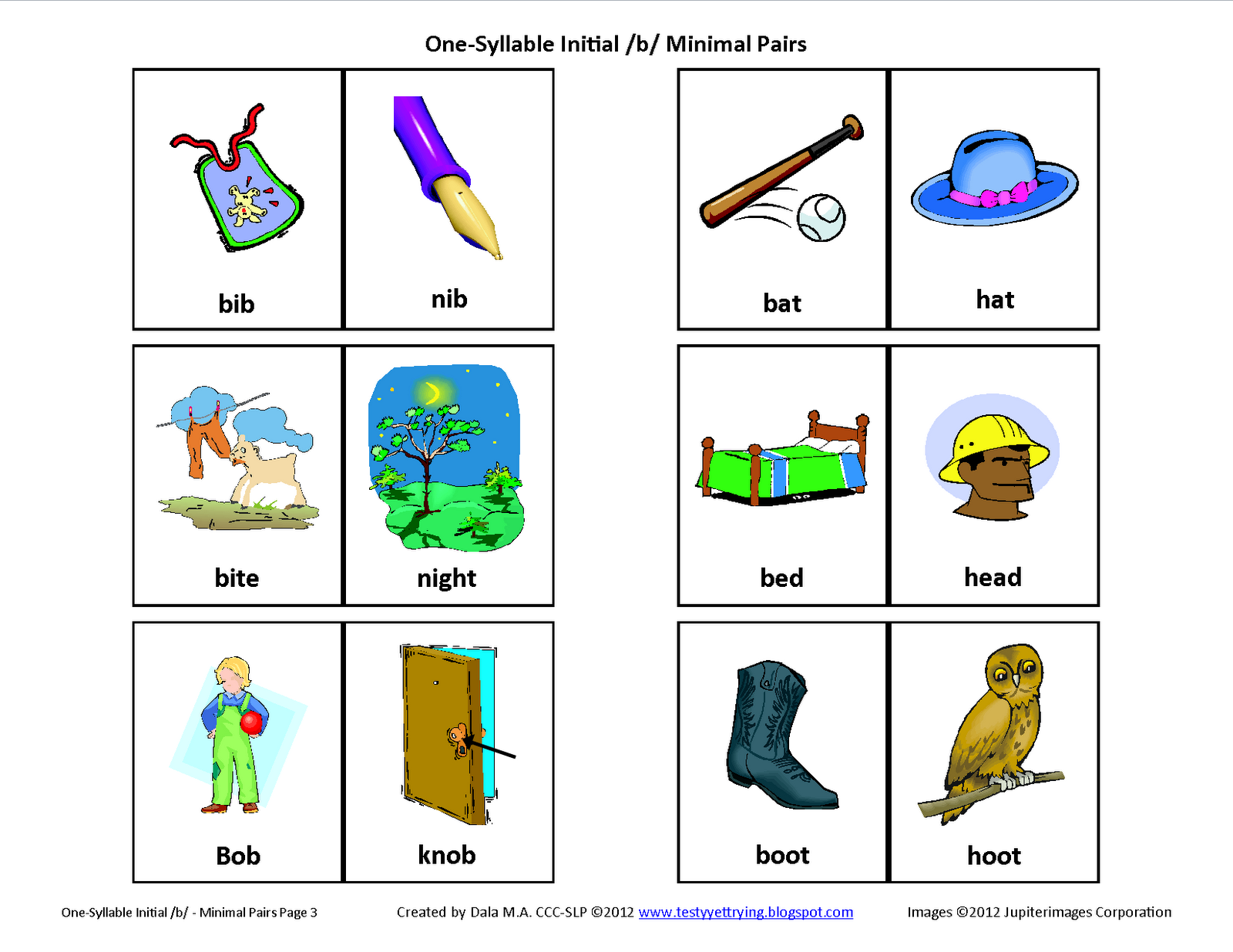 minimal pairs with pictures free Car Tuning