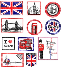 Etiquettes gogo tiquettes angleterre - Image d angleterre a imprimer ...