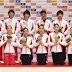 Equipes japonesas definidas para o Mundial