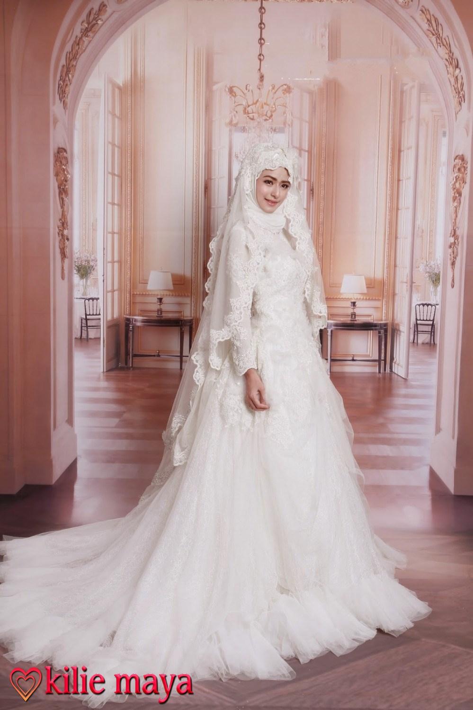 Achetez en Gros robe de mariée hijab en Ligne à des ...