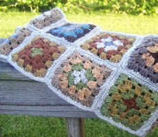 Crochet A Square A Day