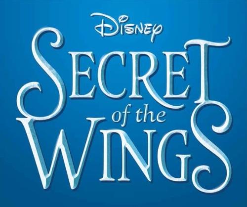 Secret of the Wings logo