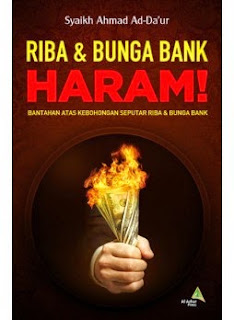 Riba dan Bunga Bank Haram! | TOKO BUKU ONLINE SURABAYA