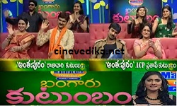 Bangaru Kutumbam Serial Online