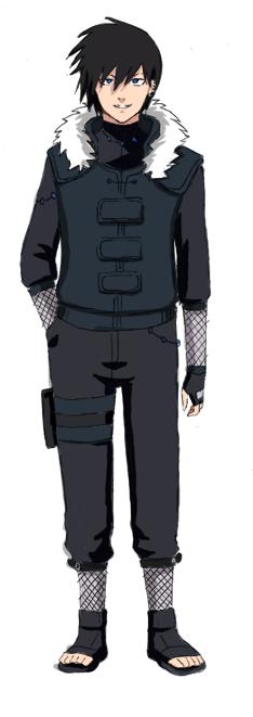 Original Characters Naruto OC [ Histoshi Michume/Tsukiakari Saka]