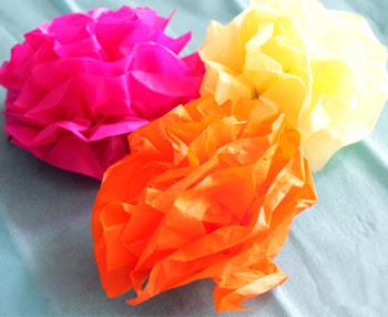 Make a Paper Flower