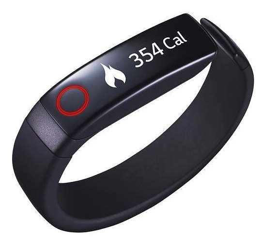 LG Lifeband Touch Activity Tracker from Best Buy