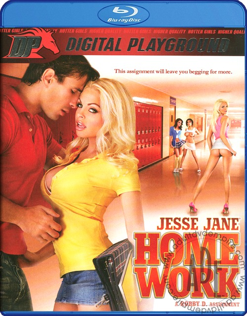 XXX movie: Jesse Jane Homework