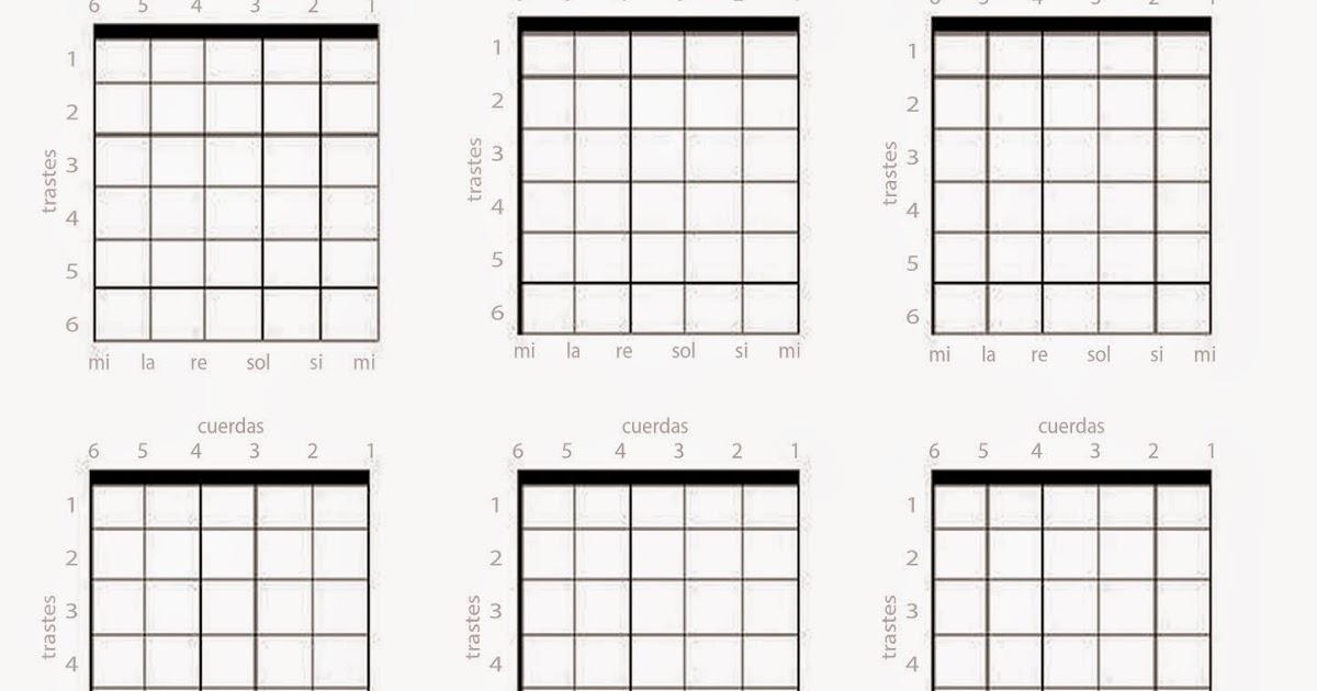 Blog de d maso hoja en blanco para acordes de guitarra - El tiempo en vidreres ...