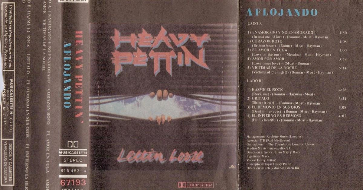 Heavy Pettin Lettin Loose