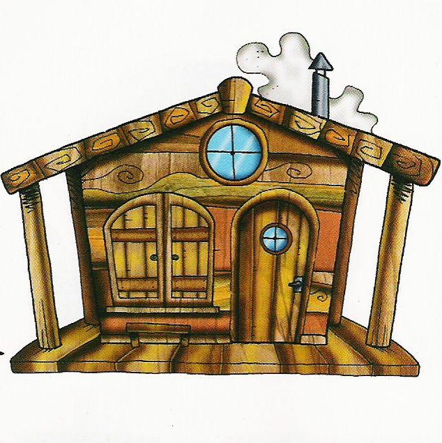 Esos locos bajitos de infantil tipos de casas - Distintos tipos de casas ...