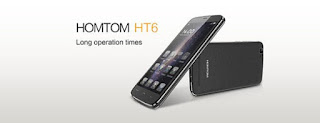"Doogee HOMTOM HT6: Με οθόνη 5.5"" HD και μπαταρία 6250mAh (!) σε εξαιρετική τιμή"