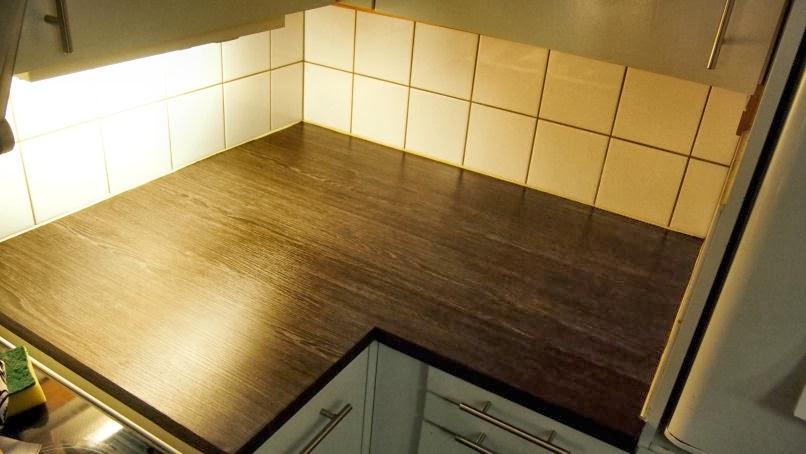 lorvikatarri keittiötason pikatuunaus