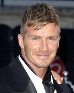 David Beckham Haircuts Hair Styles - Celebrity haircut Ideas for Men