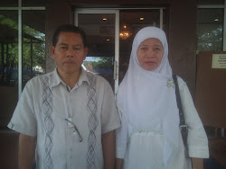 'my dad & my mom'luv u all