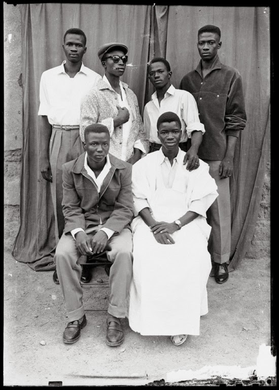 Safari Fusion blog | Photographer Seydou Keita | Vintage African portaits taken in Bamako, Mali during the 1950s and 60s