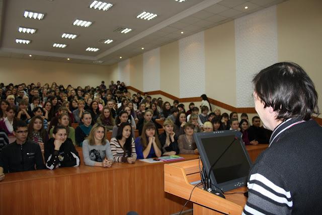 Презентація програм федерації Філіпом Жене.
