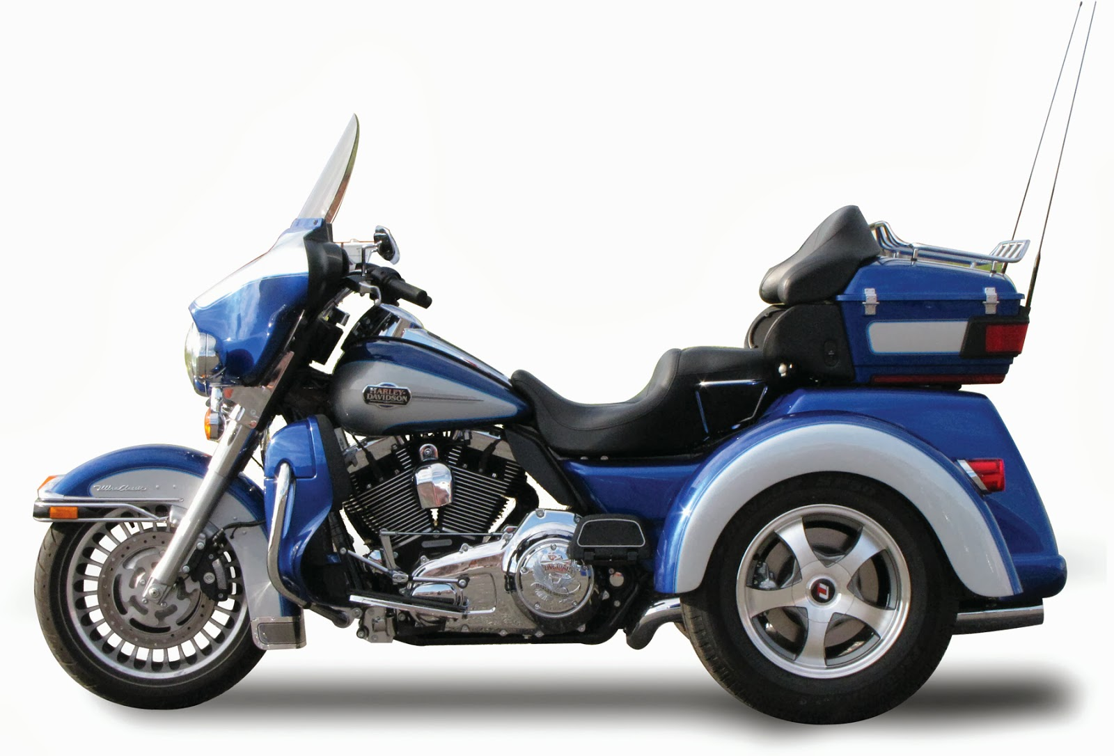 V Twin News Lehman Trikes New Trinity Lls For Harley
