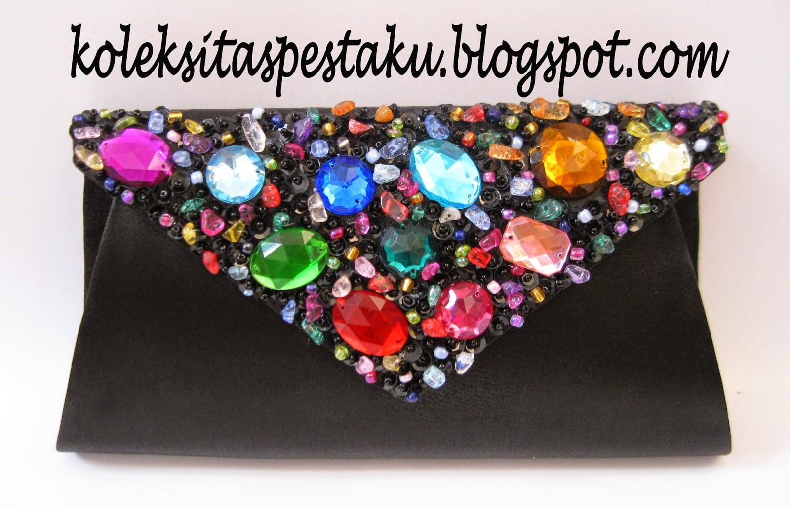 Model Terbaru Clutch Bag Tas Pesta Koleksi Tas Pesta Ku Cantik