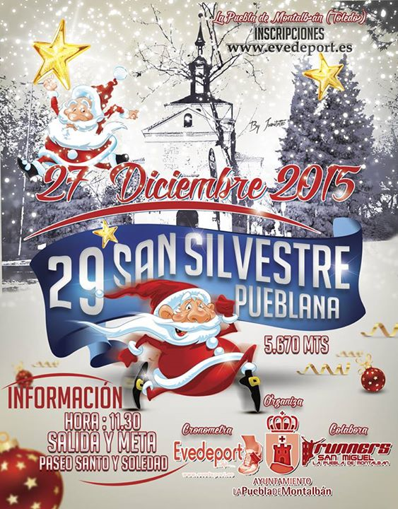 San Silvestre de La Puebla de Montalbán