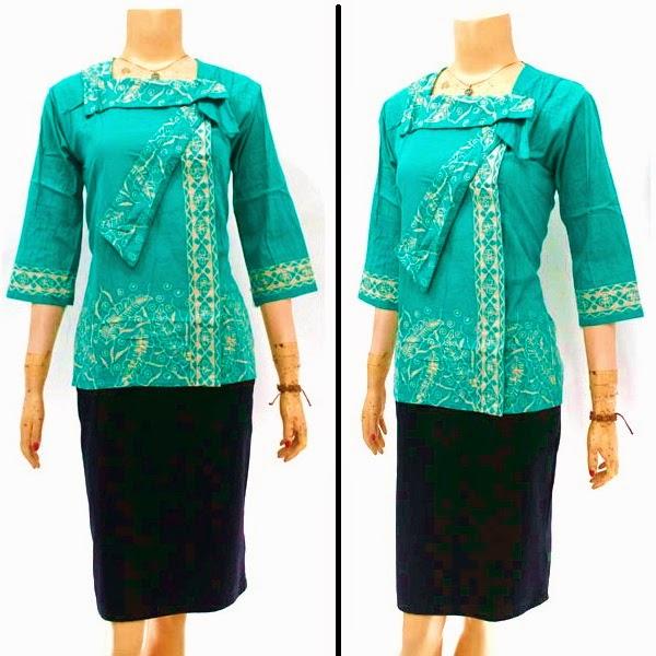 Blouse Batik Cap