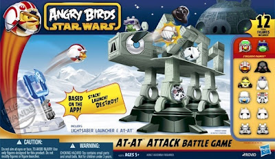 ANGRY BIRDS STAR WARS นกโกรธอวกาศ