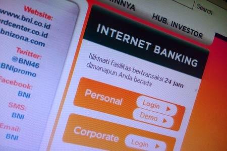 Biaya Bulanan Internet Banking BNI
