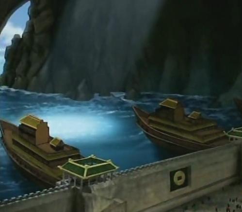 [Midori no Kuni] Porto da Pedra Marinha+do+Reino+da+Terra