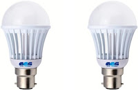 Buy ACS LED Bulbsn 3 W with 2 Pack 35% cashback from Rs. 62 at Pepperfry : BuyToEarn