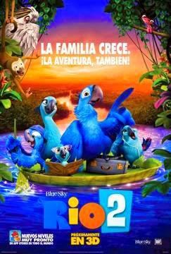 descargar Rio 2 en Español Latino