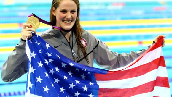 Missy Franklin, Olympics promo, Missy Franklin's win, London Olympic, olympic london, first gold medal, gold medal, Sport