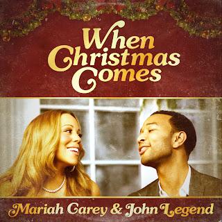 The TMJ Charts: Mariah Carey & John Legend › When Christmas Comes
