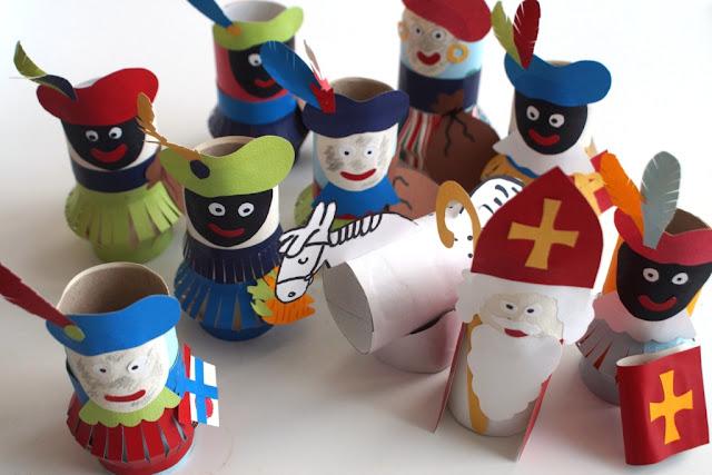 toilet paper role Sint & Pieten