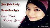jom join lucky draw ana izzty