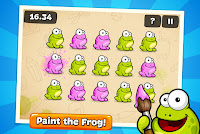 tap the frog gameplay