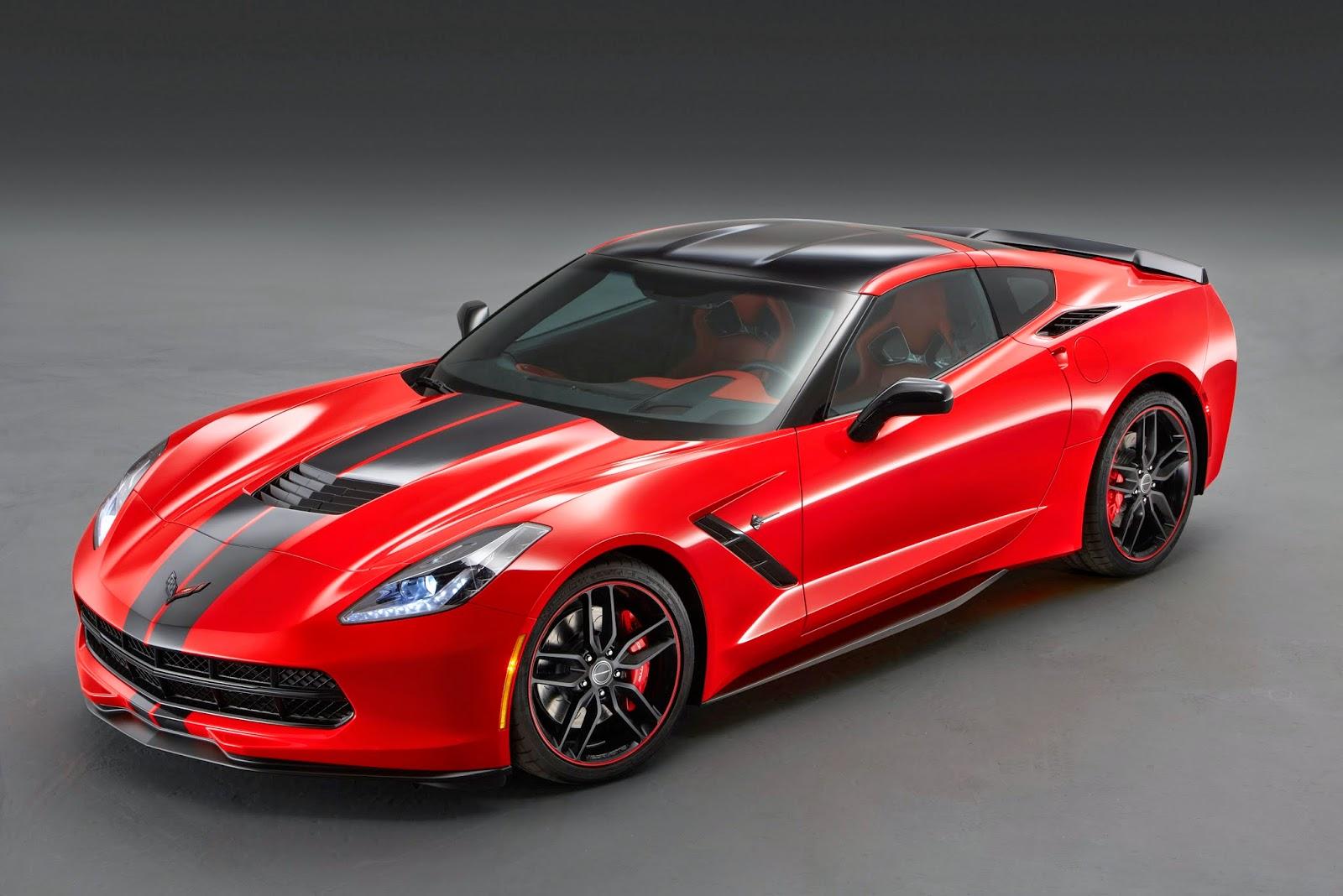 ultimate cars test drives car reviews chevrolet anuncia dos ediciones especiales del corvette. Black Bedroom Furniture Sets. Home Design Ideas