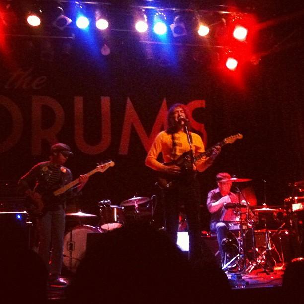 Ikdk The Drums Craft Spells Part Time Phoenix Concert