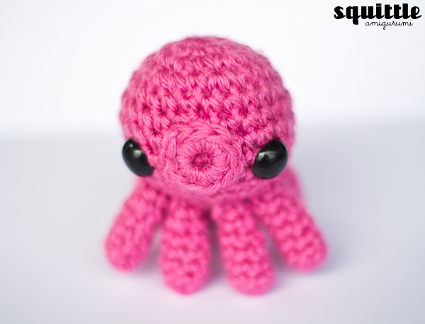 Octopi at Squittle Amigurumi Adorably Kawaii