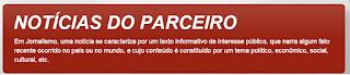 NOTÍCIAS DO PARCEIRO