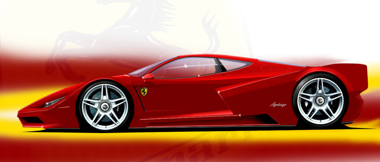 Ferrari F Top Sports Cars - Sports cars 2012