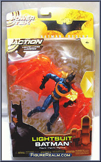 Lightsuit Batman action figure found at Figure Realm