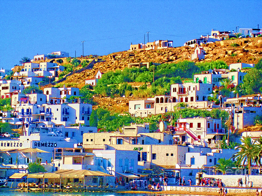 Mykonos Greece  City new picture : mykonos greece rj aguilar