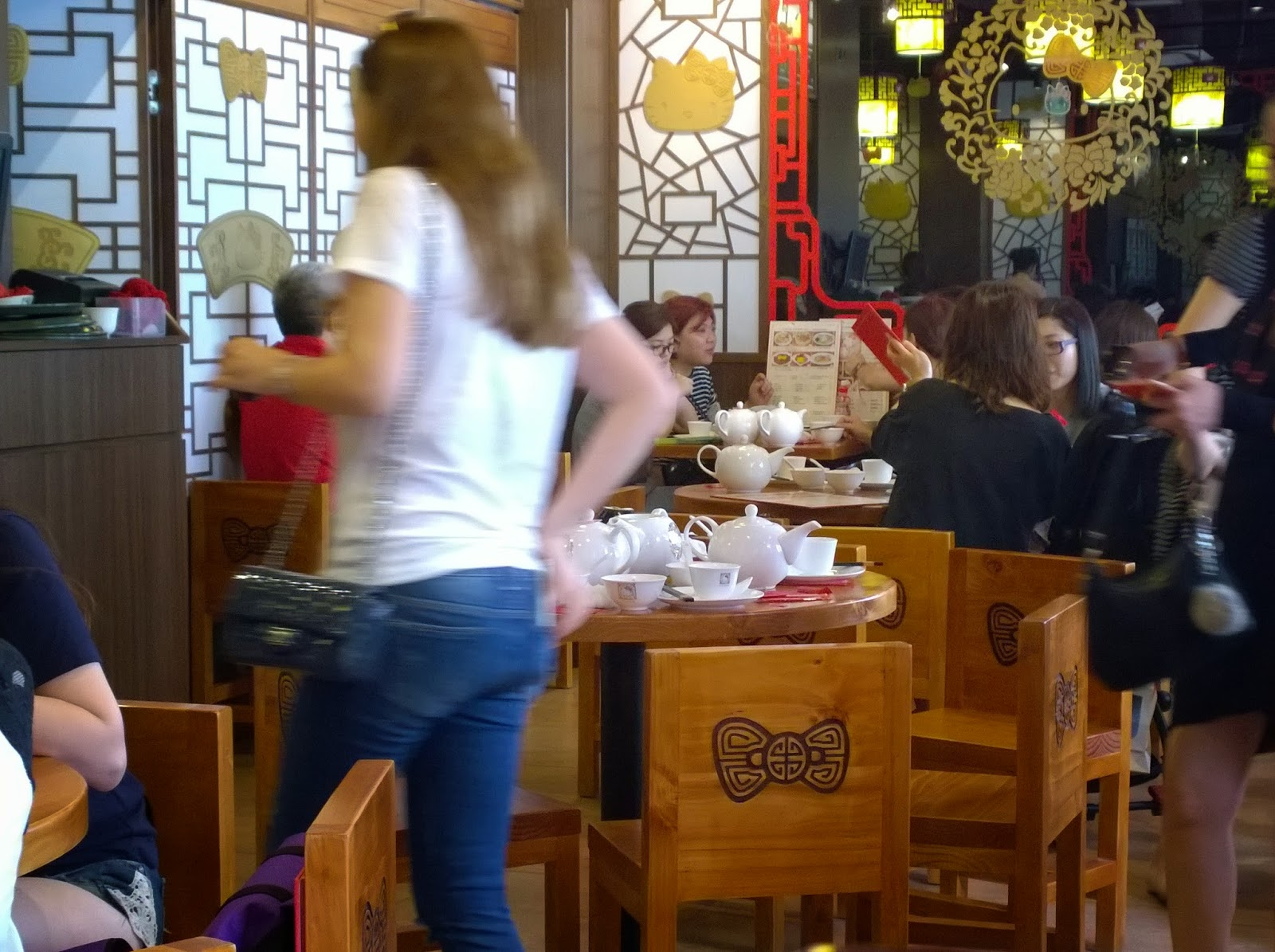 Lydia 39 S Blog Hello Kitty Chinese Cuisine