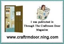 Through The Craftroom Door Magazine